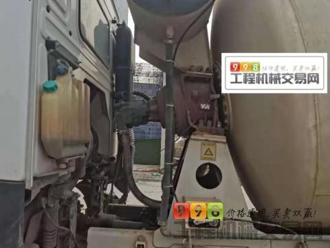 出售19年豪沃大14方搅拌车(国五)