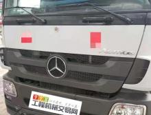 2018年中联奔驰国五49米泵车