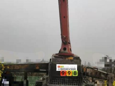 一口价出售07年出厂三一五十铃37米泵车(国三绿标)