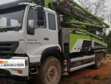 出售精品2019年出厂中联斯太尔37米泵车
