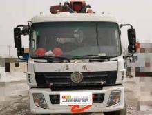 出售2016年响箭东风33米泵车(国五排放)