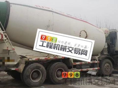 出售15年瑞江豪沃20方搅拌车(国四)