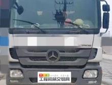车主转让13年7月出厂中联奔驰52米泵车(6节臂 大排量 )