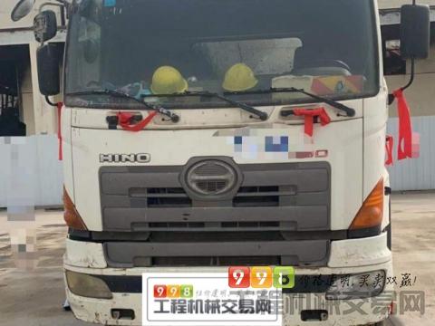 出售2010年徐工日野48米泵车
