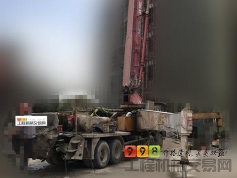 转让2010年出厂徐工五十铃52米泵车
