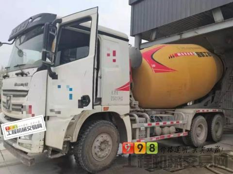 出售17年12月徐工大12方搅拌车(4台国五)