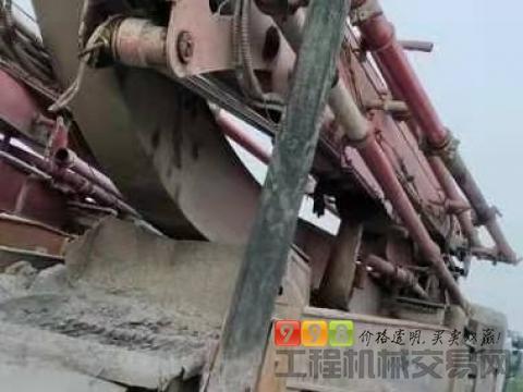 出售2011年徐工日野48米泵车