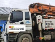 出售2010年中联五十铃底盘41米泵车