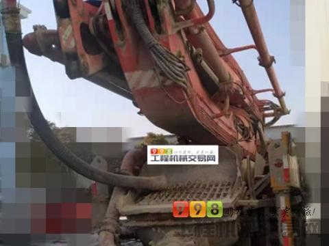 精品出售10年出厂三一五十铃46米泵车【三桥叉腿大排量】