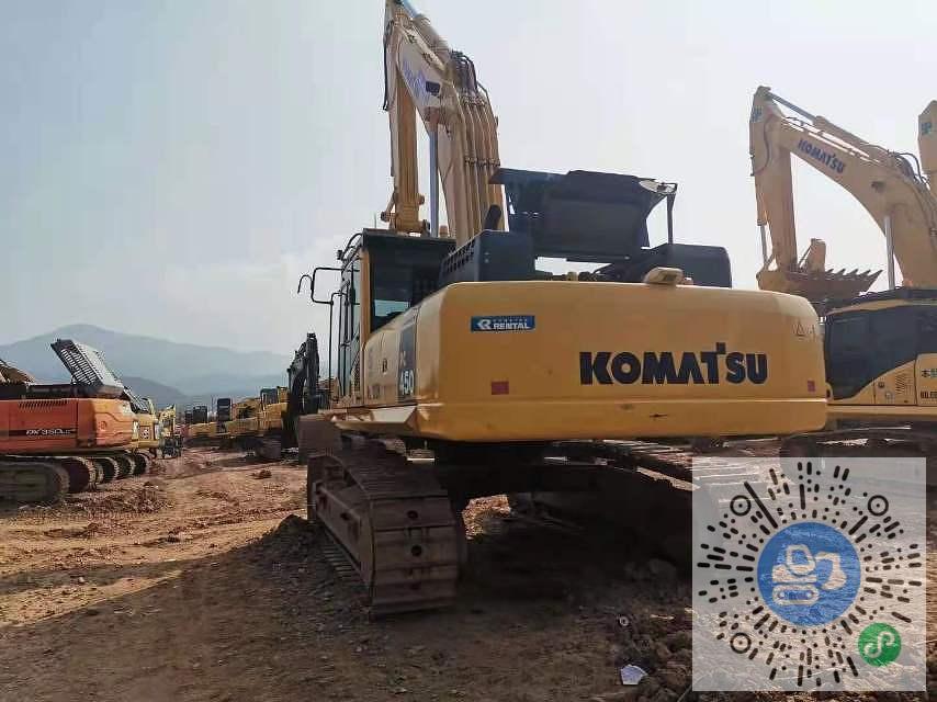 转让小松2017年PC450-8大挖