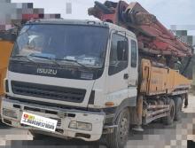 精品出售08年10月三一五十铃43米泵车