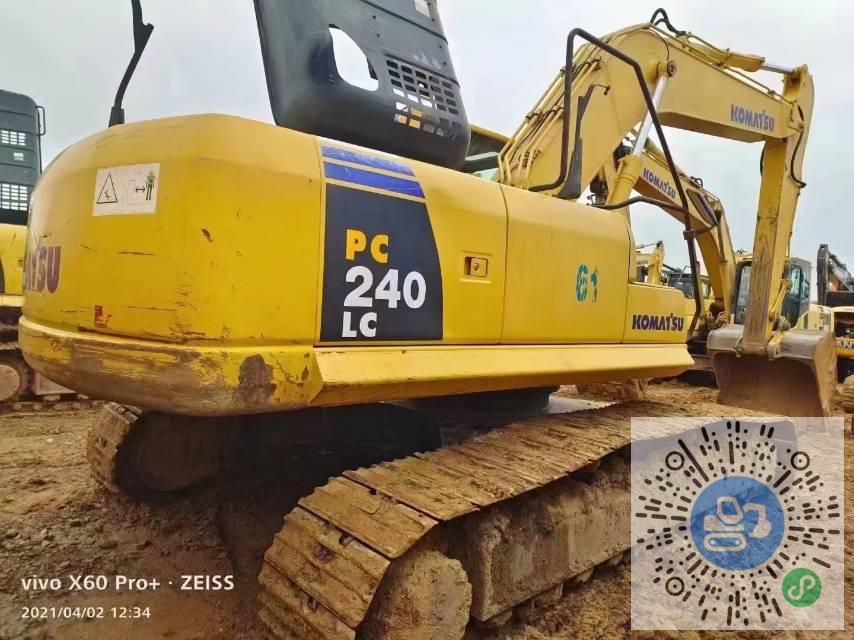 转让小松2016年PC240-8大挖