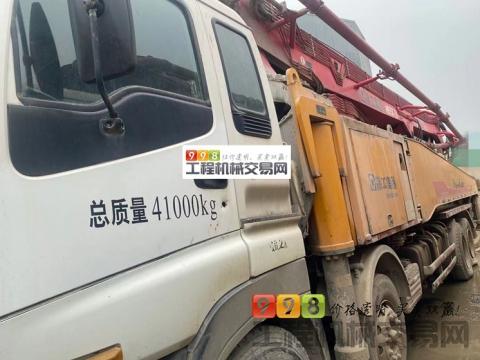 精品转让14年底徐工五十铃53米泵车(K系列  7节臂)