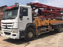 车主精品出售14年科尼乐30米泵车(国四已改三一系统)