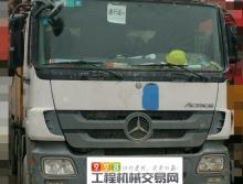 出售2013年6月出厂徐工奔驰52米泵车(K系列 6节臂)