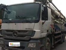 车主精品出售12年中联奔驰47米泵车(双油泵大排量)