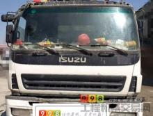 精品出售15年徐工五十铃56米泵车(满管出料)
