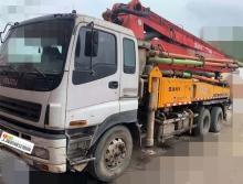 极品转让10年出厂三一五十铃37米泵车(大排量 行驶4万多公里)