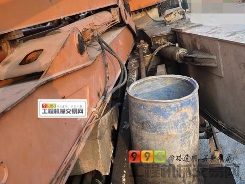 车主直售2014年差三天中联五十铃52米泵车(6节臂)