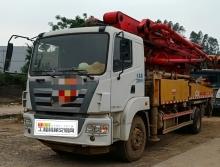 精品出售18年三一37米泵车(国五2万方)