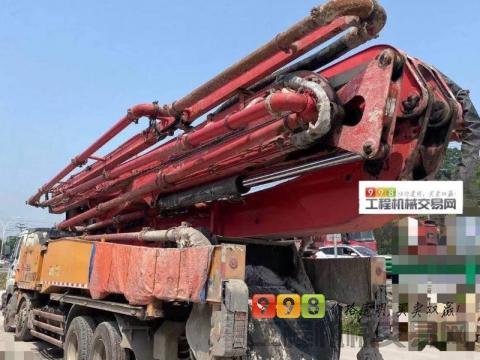 极品出售2014年7月出厂三一五十铃56米(全网仅此一台)