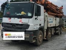 转让精品2013年12月中联奔驰52米泵车