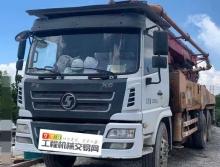 出售2018年东风鑫达43米泵车
