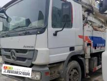 转让2012年中联奔驰47米泵车(大排量)