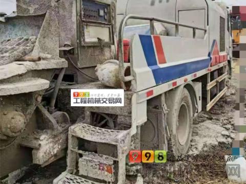 一口价处理2011年中联9014车载泵