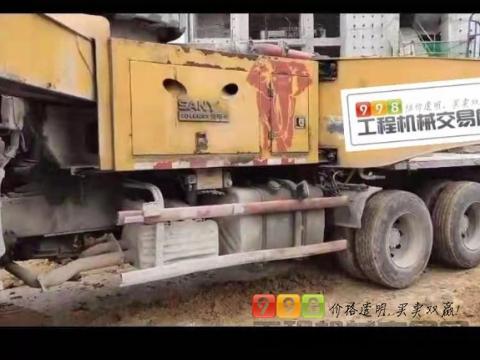 出售13年出厂三一五十铃47米C8系列泵车