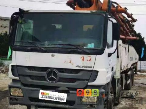 极品出售15年中联奔驰52泵车(实表12万方)(可议价))