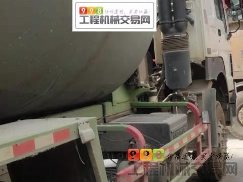 出售2018年豪沃16方搅拌车(国五)