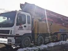 西北精品转让12年出厂徐工五十铃56米泵车(6节臂  有3台)
