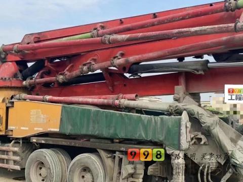 精品出售10年三一五十铃40米泵车