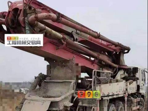 出售2010年福田37米