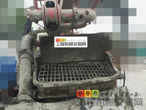 精品出售14年差几天三一21米泵车