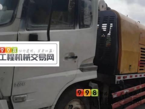 精品出售13年4月三一9018车载泵(一手车 230缸)