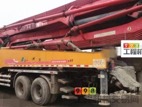 精品好泵转让14年底徐工五十铃56米泵车(K系列  7节臂)暂不出售