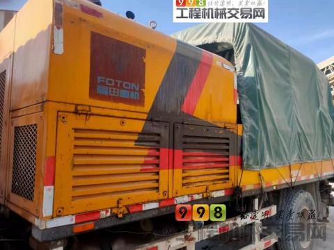 车主转让14年出厂福田9018车载泵(国四)