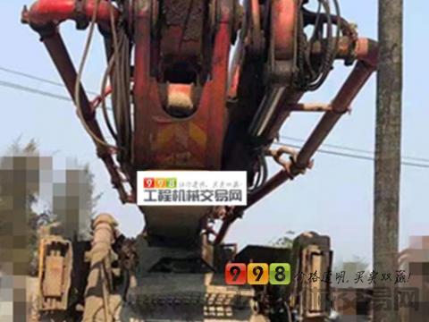 转让2014年徐工奔驰60米泵车