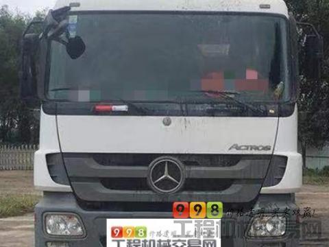 出售10年出厂徐工奔驰48米泵车(正宗北方车 暂不出售)