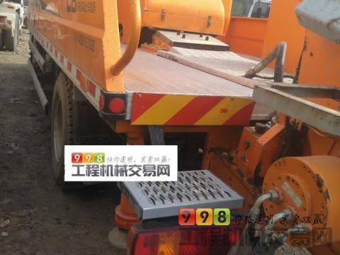 准新车出售14年福田雷萨9018车载泵(一口价裸车)