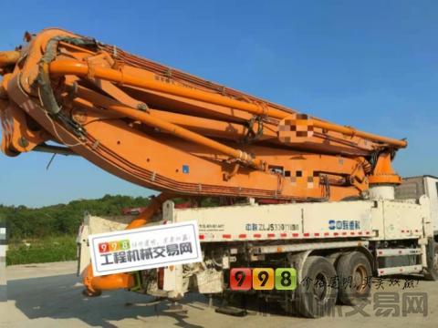 出售14年出厂中联奔驰47米泵车(国四)