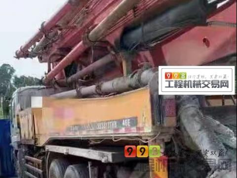 出售2011年三一五十铃43米泵车
