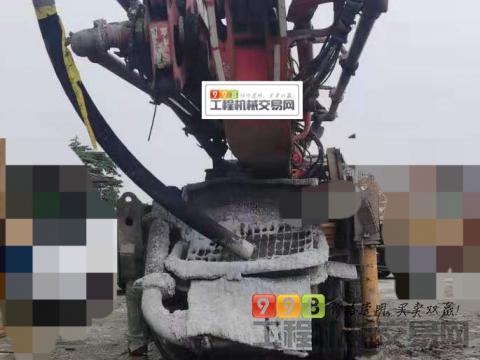 车主出售11年三一五十铃46米泵车(3桥叉腿)