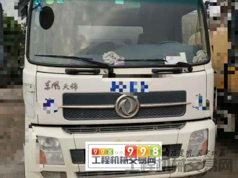 出售2018年9月中联东风底盘10022车载泵(国五)