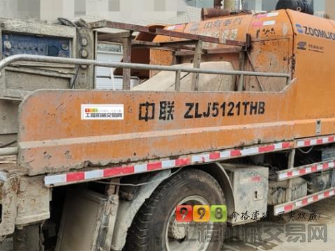车主出售13年中联东风9014车载泵