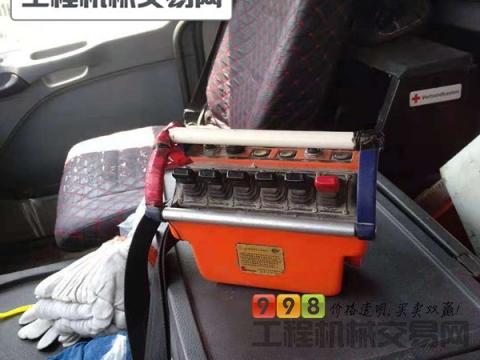 精品出售07年三一奔驰45米泵车(国三)