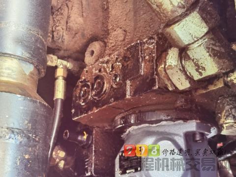 极品北方车转让08年福田雷沃45米泵车(5节臂 一手车  15万方)