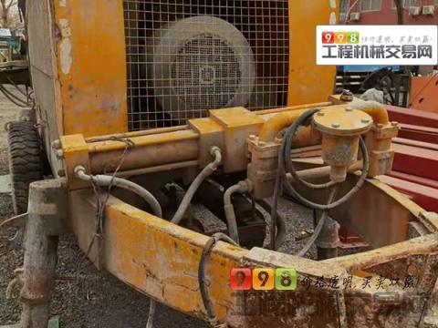 转让11年中联6013电拖泵